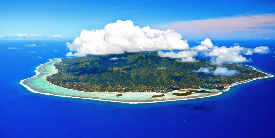 island-of-rarotonga