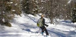 skiing adventure activites
