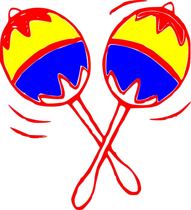 trinidad shaking maracas