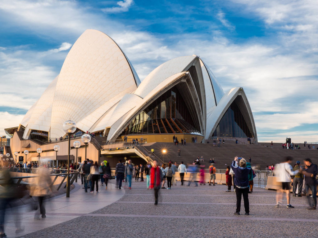 The Most Popular Tourist Attractions in Sydney
