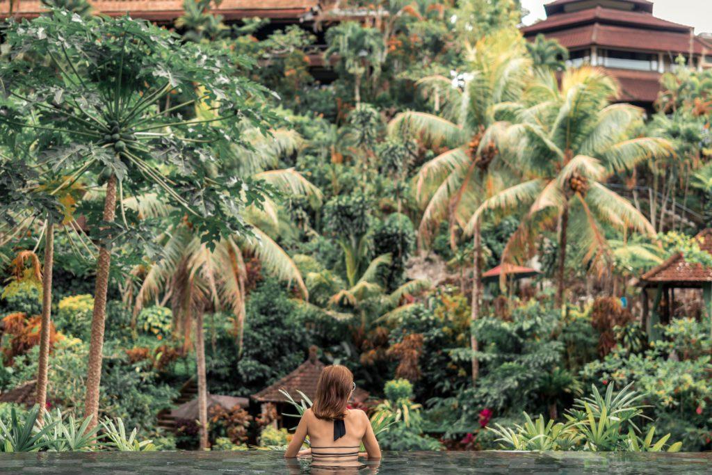 stunning image of Bali